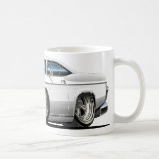 1965-66 Impala White Car Coffee Mug