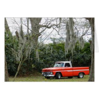1965 Chevrolet C-10 Card