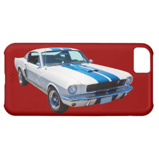 1965 GT Mustang Muscle Car Case For iPhone 5C