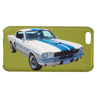 1965 GT Mustang Muscle Car iPhone 5C Case