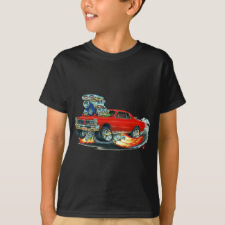 1965 GTO Red Car T-Shirt