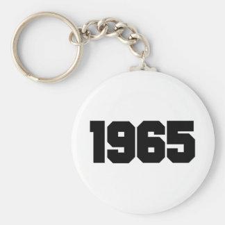 1965 KEY RING