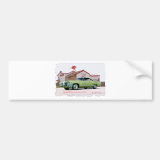 1965_PONTIAC_CATALINA_2DOOR BUMPER STICKER