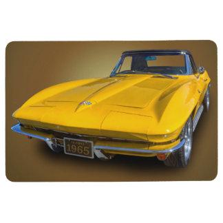1965 VINTAGE SPORTS CAR FLOOR MAT