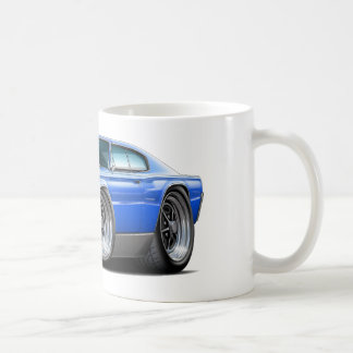 1966-67 Charger Blue Car Coffee Mug