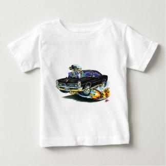 1966-67 GTO Black Car Baby T-Shirt