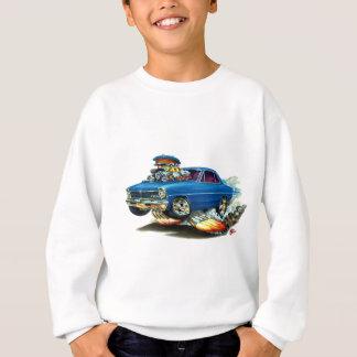 1966-67 Nova Blue Car Sweatshirt