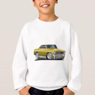 1966-67 Nova Gold Car Sweatshirt