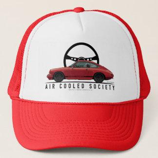 1966 911 Polo Red Seth Oestreicher Trucker Hat