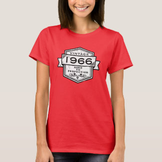 1966 Aged To Perfection Clothing T-Shirt