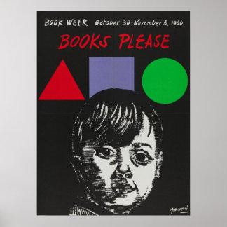 1966 Children's Book Week Poster