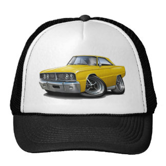 1966 Coronet Yellow Car Cap