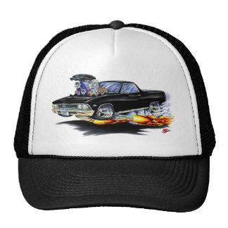 1966 El Camino Black Truck Cap