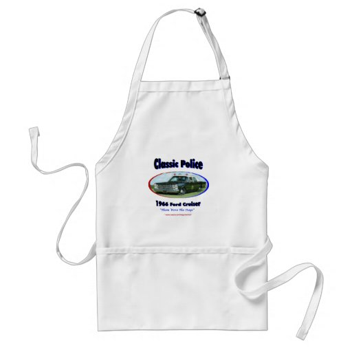 1966 Ford Police Cruiser Aprons