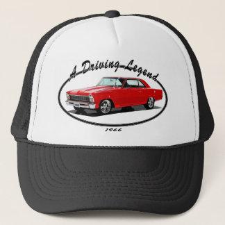 1966_nova_red trucker hat