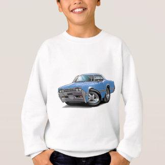 1966 Olds Cutlass Lt Blue Car Sweatshirt