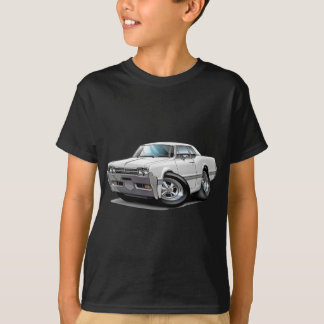 1966 Olds Cutlass White Car T-Shirt