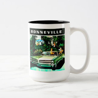 1966 Pontiac Bonneville Two-Tone Coffee Mug