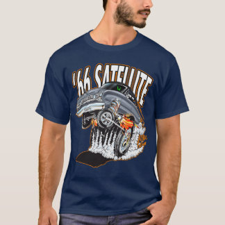 1966 Satellite Muscle Car T-Shirt