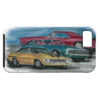 1967, 1968, 1969 Classic Camaros iPhone 5 Covers