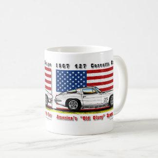 1967 427 Corvette Coupe Coffee Mug