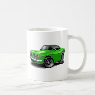 1967-69 Barracuda Lime Coupe Coffee Mug