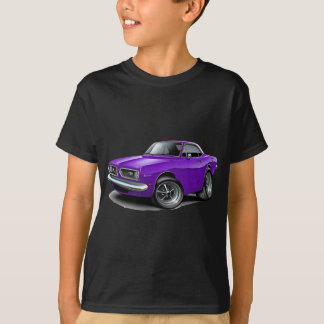 1967-69 Barracuda Purple Coupe T-Shirt