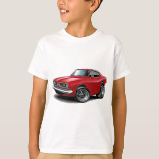 1967-69 Barracuda Red Car T-Shirt