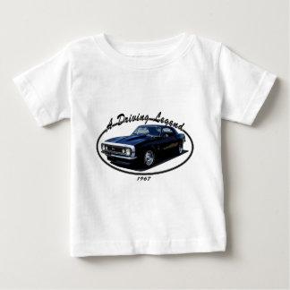 1967_camaro_ss_balck baby T-Shirt