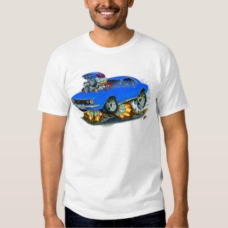 1967 Camaro SS Blue Car Tshirt