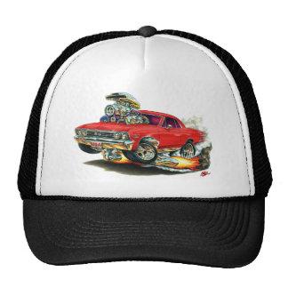 1967 Chevelle Red Car Cap