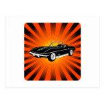 1967 Chevrolet Corvette 427 L88 Post Card