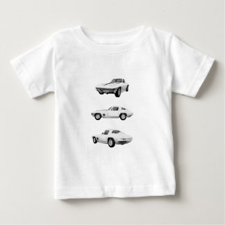 1967 Corvette C2: Baby T-Shirt