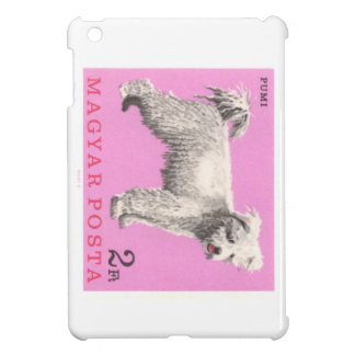 1967 Hungary Pumi Dog Postage Stamp Case For The iPad Mini