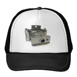 1967 Poloroid 230 Land Camera.JPG Mesh Hat