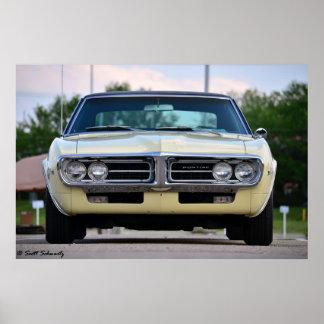 1967 Pontiac Firebird Poster