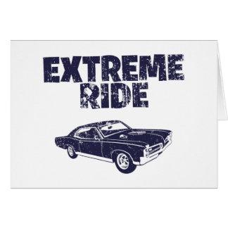 1967 Pontiac GTO Cards