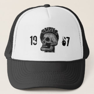 1967 Skull -Logo Trucker Hat