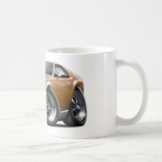 1968-69 AMX Brown-White Car Coffee Mug