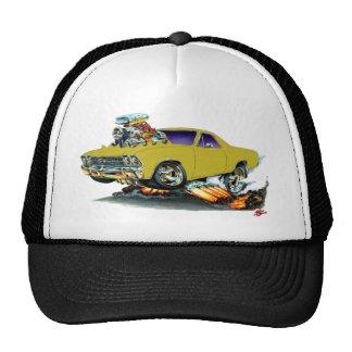 1968-69 El Camino Gold Truck Cap