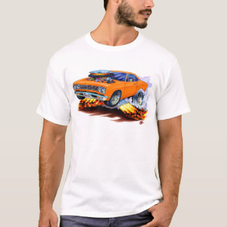 1968-69 Roadrunner Orange Car T-Shirt