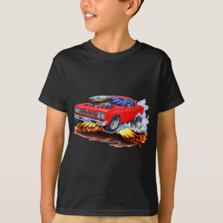 1968-69 Roadrunner Red Car T-Shirt