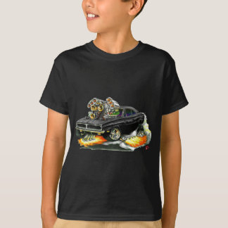 1968-70 Charger Black Car T-Shirt