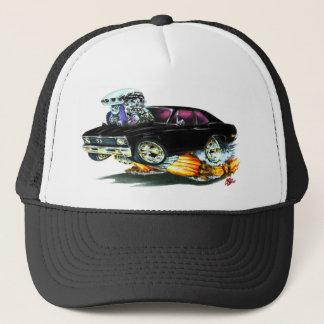 1968-70 Nova Black Car Trucker Hat