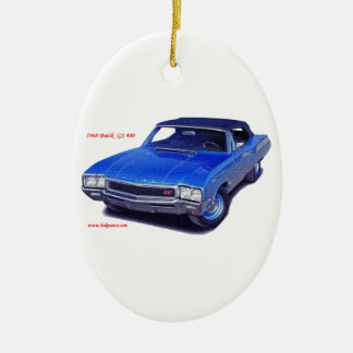 1968 Buick GS 400 Ceramic Ornament