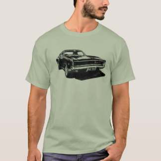 1968 bulletin CCIT Charger RDR 838 T-Shirt