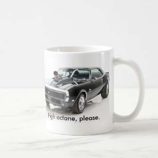 1968 Chevrolet Camaro RS SS Coffee Mug