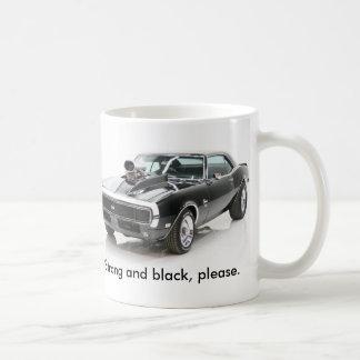 1968 Chevrolet Camaro RS SS II Coffee Mug
