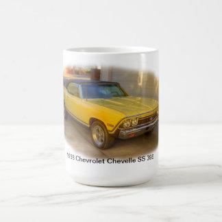 1968 CHEVROLET CHEVELLE SS 396 COFFEE MUG