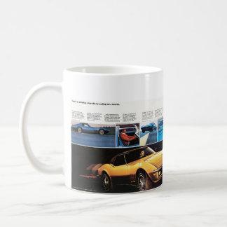 1968 Chevrolet Corvette Mug